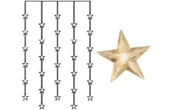 ELEKTRINĖ GIRLIANDA LED STAR CURTAIN