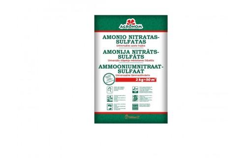 AMONIO NITRATAS-SULFATAS 2 kg