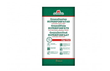 GRANULIUOTAS SUPERFOSFATAS 3kg