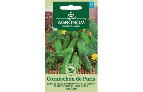 PAPRASTIEJI TRUMPAVAISIAI AGURKAI CORNICHON DE PARIS