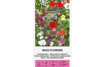 GĖLIŲ SĖKLŲ MIŠINYS WILD FLOWERS
