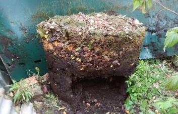 Komposteriai ir  dirvos papildai