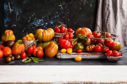 Pilna pintinė naujų daržovių veislių!